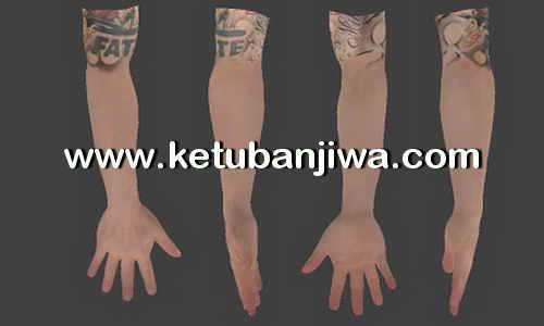 PES 2017 Tattoos + Bonus by Sho9_6 Collection Ketuban Jiwa