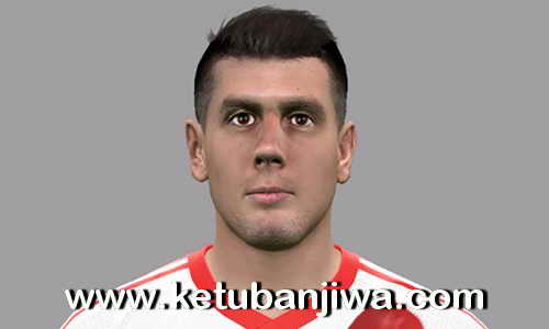 PES 2017 Tomás Andrade Face Club Atlético River Plate by Nahue Facemaker Ketuban Jiwa