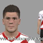 PES 2017 Tomas Andrade Face Update