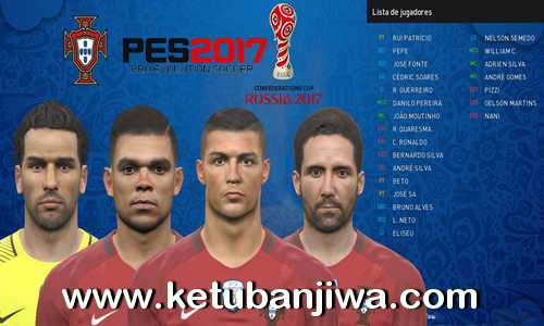 PES 2017 XBOX 360 TheViper12 + The Chilean Way Patch 5.8 Confederations Cup Ketuban Jiwa