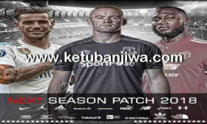 PES 2010 Next Season Patch 2017-2018