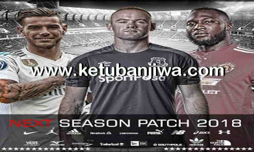 Download PES 2010 Next Season Patch 2017-2018 by MiCano4u Ketuban Jiwa