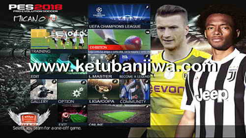Download PES 2010 Next Season Patch 2017-2018 by MiCano4u Preview 2 Ketuban Jiwa
