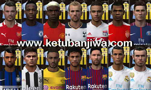 Download PES 2010 Next Season Patch 2017-2018 by MiCano4u Preview 3 Ketuban Jiwa