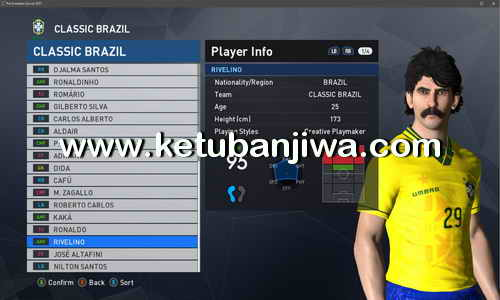 Download PES 2017 Classic Pack For PESProfessionals v3.3 by Mohamed Gamal Ketuban Jiwa