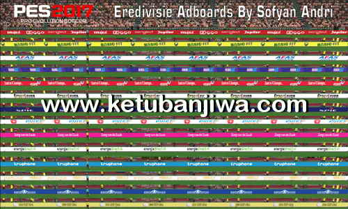 Download PES 2017 Eredivisie Adboardpack by Sofyan Andri Ketuban Jiwa