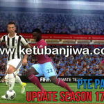 PES 2017 Option File Fix 1.1 For PTE Patch 5.3