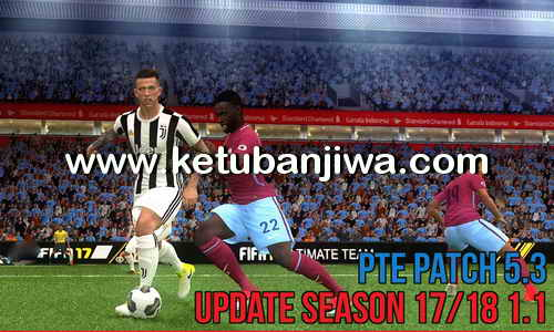 Download PES 2017 Option File Fix 1.1 For PTE Patch 5.3 by Aldivio Ketuban Jiwa,