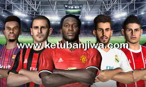 Download PES 2017 PES Professionals Patch 3.2 Update Ketuban Jiwa