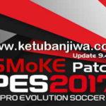 PES 2017 SMoKE Patch 9.4.2 Update