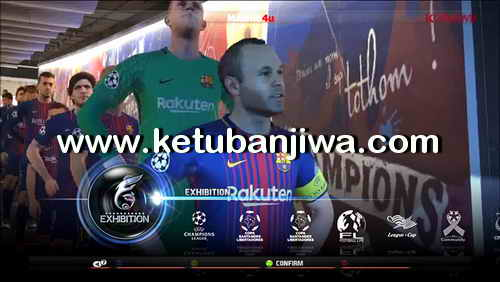 PES 2012 Next Season Patch 2017-2018 Single Link by Micano4u Ketuban Jiwa Preview 2