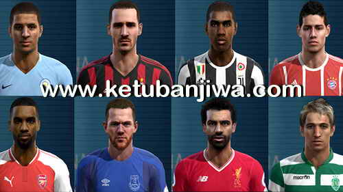 PES 2012 Next Season Patch 2017-2018 Single Link by Micano4u Ketuban Jiwa Preview 3