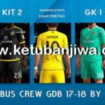 PES 2013 Columbus Crew SC GDB Adidas Kits 2017-18