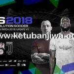 PES 2013 Next Season Patch 2017-2018 Update v1