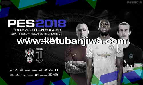 PES 2013 Next Season Patch 2017-2018 Update v1 Ketuban Jiwa