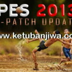 PES 2013 R-Patch Option File Update Transfer 22/07/2017