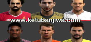 PES 2013 Scorpius Faces Pack Update by Lucca_92 Facemaker Ketuban Jiwa