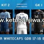 PES 2013 Vancouver Whitecaps GDB Adidas Kits 2017-18