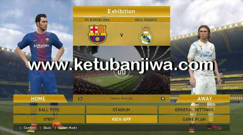 PES 2016 Ultra Patch New Season 17-18 by Micano4u Ketuban Jiwa SS2