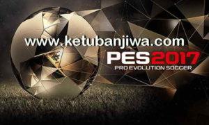 PES 2017 EPL Kits Pack v1 Season 2017-18 by GE-Evolution Ketuban Jiwa