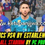 PES 2017 Estarlen Silva PS4 Graphic For All Stadium