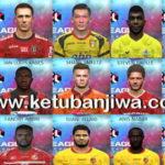 PES 2017 Gojek Traveloka Liga 1 Indonesia Facepack v1