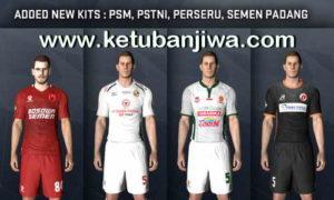 PES 2017 Gojek Traveloka Liga 1 Indonesia Kitpack v3 AIO by Agylsheva Ketuban Jiwa