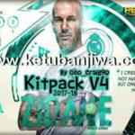 PES 2017 HD Kitpack v4 AIO Season 2017-18