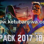 PES 2017 HD Kits Pack v3 AIO Season 2017-2018