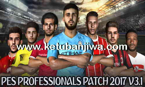 PES 2017 PES Professionals Patch v3.1 Update Single Link Torrent Ketuban Jiwa