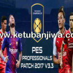 PES 2017 PES Professionals Patch 3.3 Update