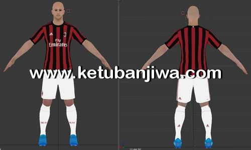 PES 2017 PS3 Kitserver Pack Season 17-18 by Pencho Galleta Ketuban Jiwa