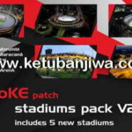PES 2017 Stadium Unlocked For SMoKE StadiumPack