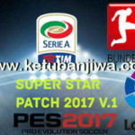 PES 2017 Super Star Patch v1 Season 17/18