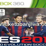 PES 2017 XBOX360 Mod 5.0 For TheViper12 Patch