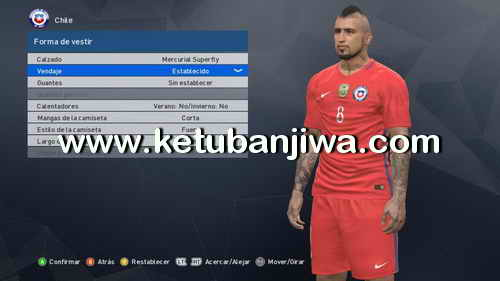 PES 2017 XBOX360 Patch 2018 by Buenolacasito Ketuban Jiwa Preview 1