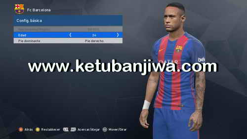 PES 2017 XBOX360 Patch 2018 by Buenolacasito Ketuban Jiwa Preview 2