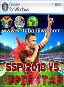 PES 6 Super Star Patch v5 HD Season 2017-2018