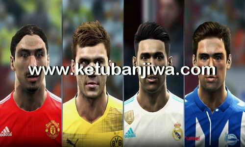 Download PES 2013 Option File Transfer Update 28 August 2017 For PESEdit Patch 6.0 + Next Season Patch 2018 by Micano4u