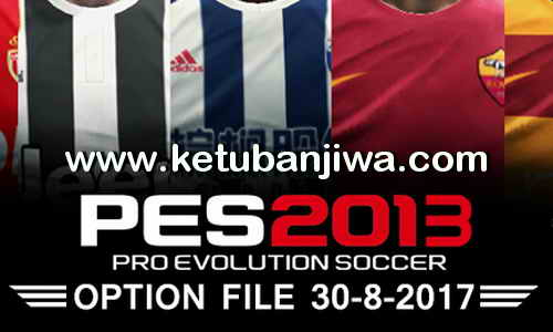 Download PES 2013 Option File Transfer Update 30 August 2017 For PESEdit Patch 6.0 + Next Season Patch 2018 by Micano4u