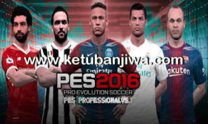 PES 2016 Professionals Patch 5.1 Update Season 2017-2018