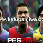PES 2013 Option File Transfer Update 25/08/2017