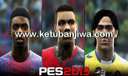 Download PES2013 Option File Transfer Update 25 August 2017 Season 2017-2018 by Micano4u Ketuban Jiwa