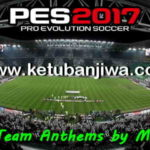 PES 2017 Club Team Anthems Pack