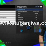 PES 2017 PTE 6.0 Option File + Fix Update 25/08/2017