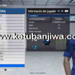 PES 2017 PESGalaxy 3.00 Option File Update 26/08/2017
