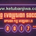 PES 2017 Option File Version 1.9 by Mackubex