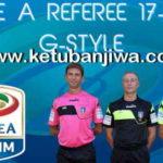 PES 2017 Serie A Referee Season 2017-2018