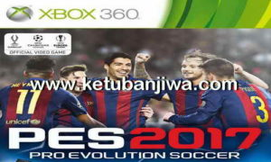 PES 2017 XBOX360 LP Patch 7.0 Transfer Update 22/08/2017