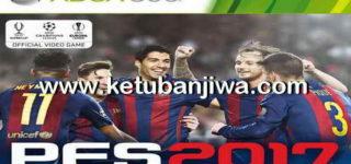 Download PES2017 XBOX 360 LP Patch v7.0 Transfer Update 22 August 2017 Ketuban Jiwa